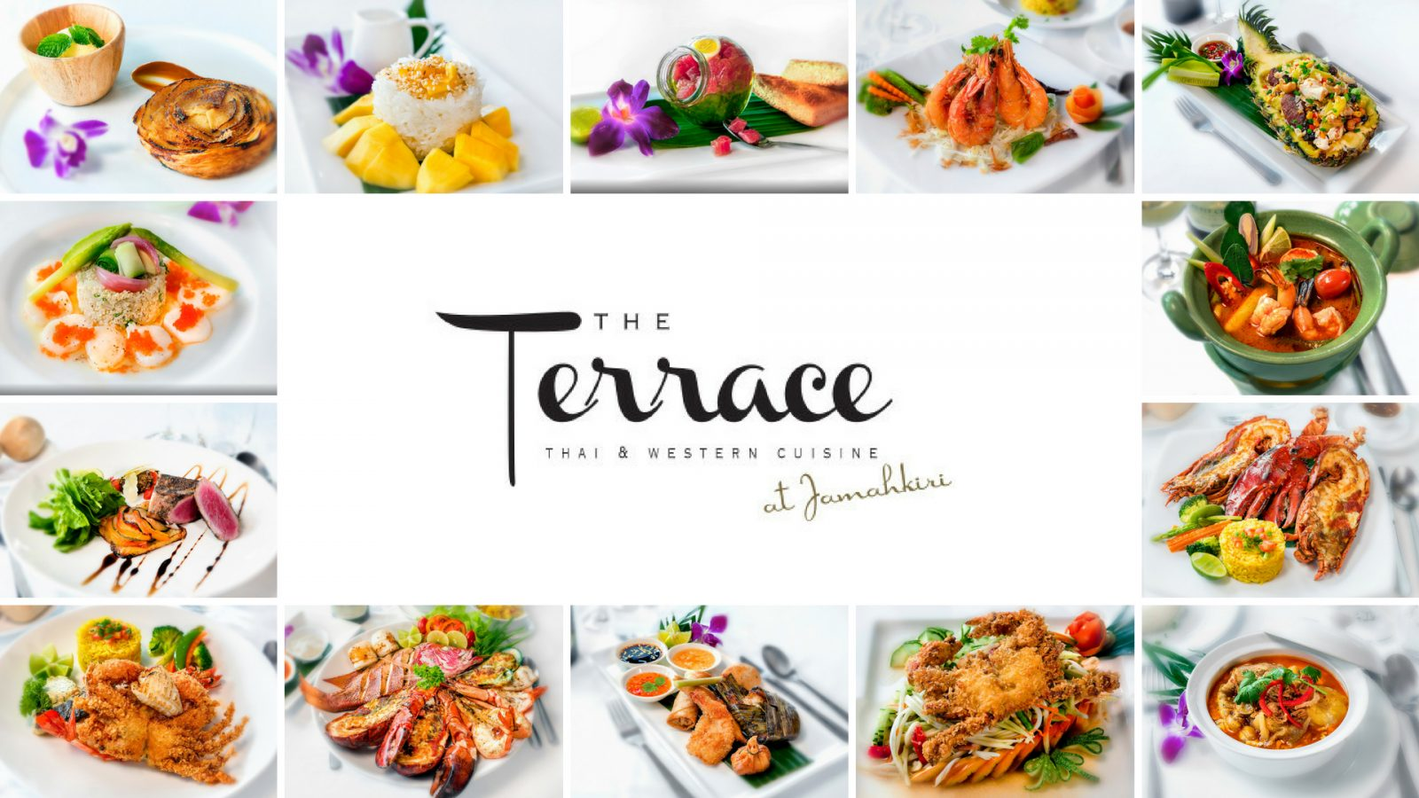 Restaurant Koh Tao Jamahkiri thailand